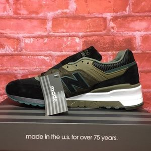 NEW BALANCE M997PAA MADE IN USA MILITARY PACK